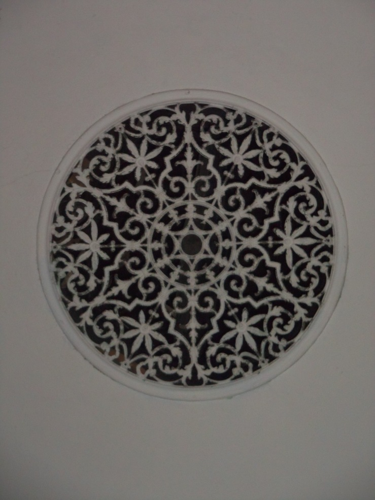 Ceiling vent cover, Watertown, Massachusetts